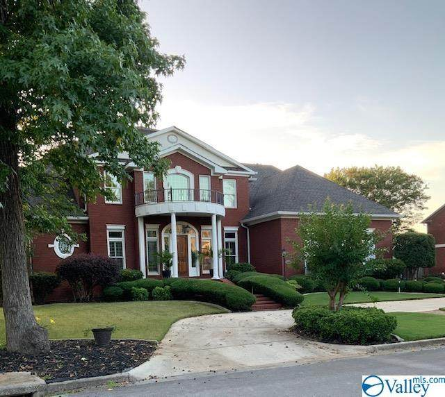 1555 Blackhall Lane, Decatur, AL 35601 (MLS #1783594) :: Coldwell Banker of the Valley
