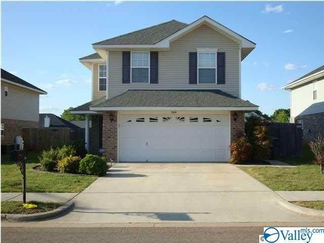 244 Shadow Court, Huntsville, AL 35824 (MLS #1787192) :: MarMac Real Estate