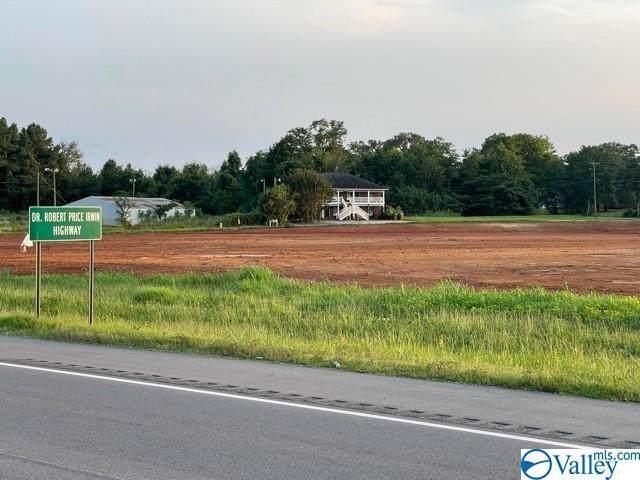 0 Highway 157, Moulton, AL 35650 (MLS #1787533) :: RE/MAX Unlimited
