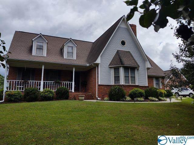 1000 Brownsboro Road, Gurley, AL 35748 (MLS #1787661) :: Legend Realty