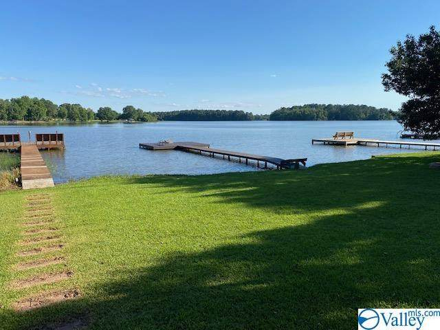 Lot 3 & 4 County Road 789, Centre, AL 35960 (MLS #1787686) :: Coldwell Banker of the Valley