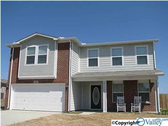 205 Rockport Street, Meridianville, AL 35759 (MLS #1790034) :: MarMac Real Estate
