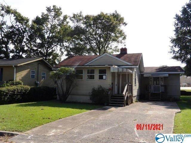124 Lincoln Avenue, Gadsden, AL 35903 (MLS #1791088) :: RE/MAX Distinctive | Lowrey Team