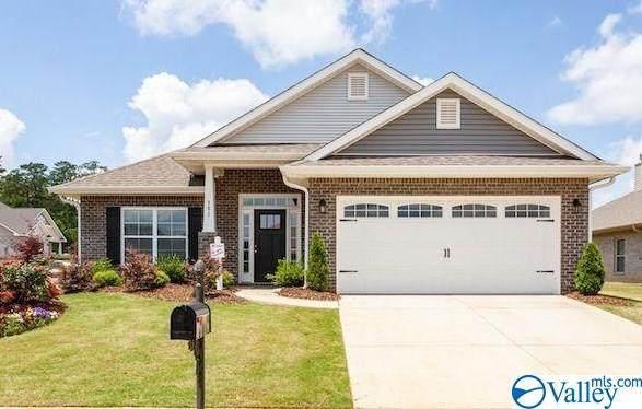 125 Bingham Way, New Market, AL 35761 (MLS #1791854) :: Green Real Estate