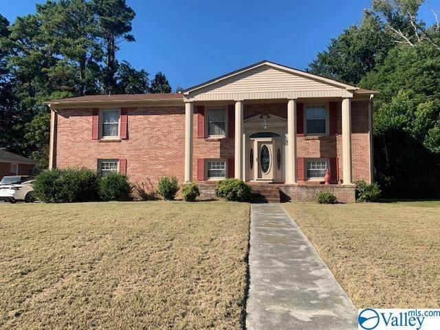 1007 Riviera Avenue, Huntsville, AL 35802 (MLS #1792606) :: Green Real Estate