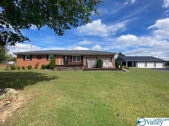 325 Bert Stinson Road, Falkville, AL 35622 (MLS #1793029) :: Legend Realty