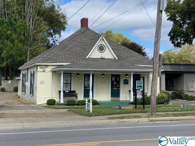 2206 Clinton Avenue A, Huntsville, AL 35805 (MLS #1794069) :: Green Real Estate