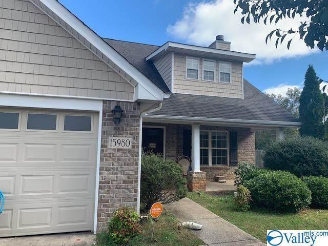 15980 Trey Hughes Drive, Harvest, AL 35749 (MLS #1794072) :: Green Real Estate