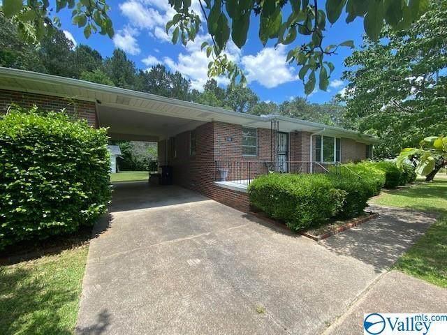 2568 Barnes Drive, Hokes Bluff, AL 35903 (MLS #1794076) :: Green Real Estate