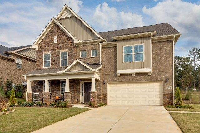 203 Properzi Way, Huntsville, AL 35824 (MLS #1042166) :: Amanda Howard Sotheby's International Realty