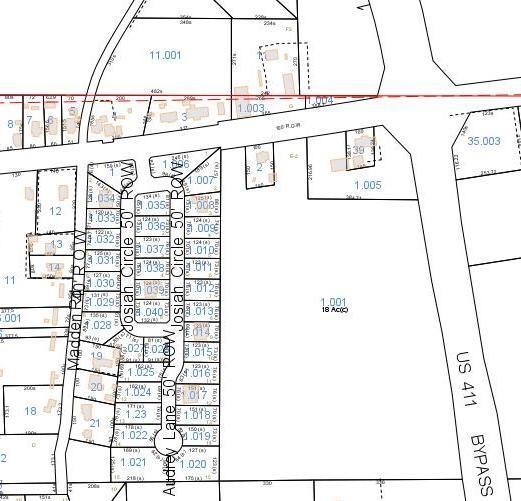 Lot 5C Josiah Circle, Centre, AL 35960 (MLS #1069977) :: Legend Realty