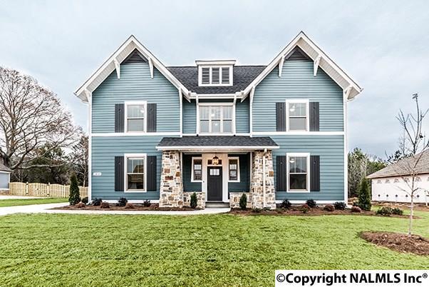 2848 Natures Cove Drive, Owens Cross Roads, AL 35763 (MLS #1075430) :: Amanda Howard Real Estate™