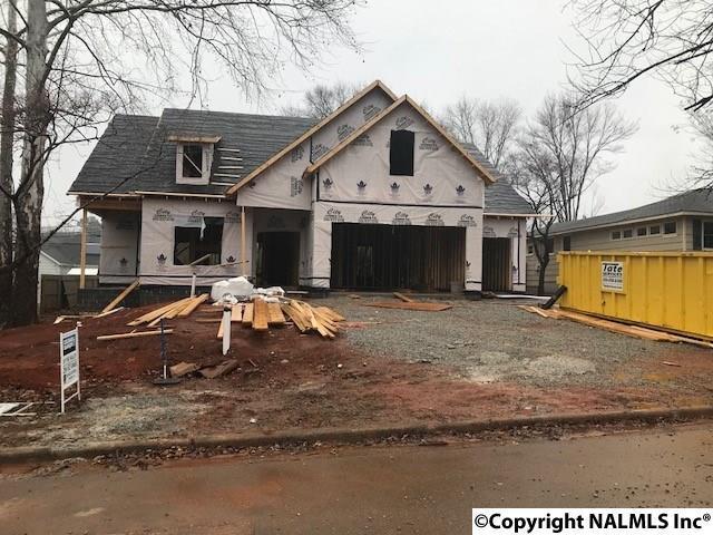 1603 Sandlin Avenue, Huntsville, AL 35801 (MLS #1084811) :: Amanda Howard Real Estate™
