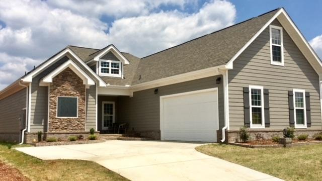 1120 Towne Creek Place, Huntsville, AL 35806 (MLS #1085521) :: Capstone Realty