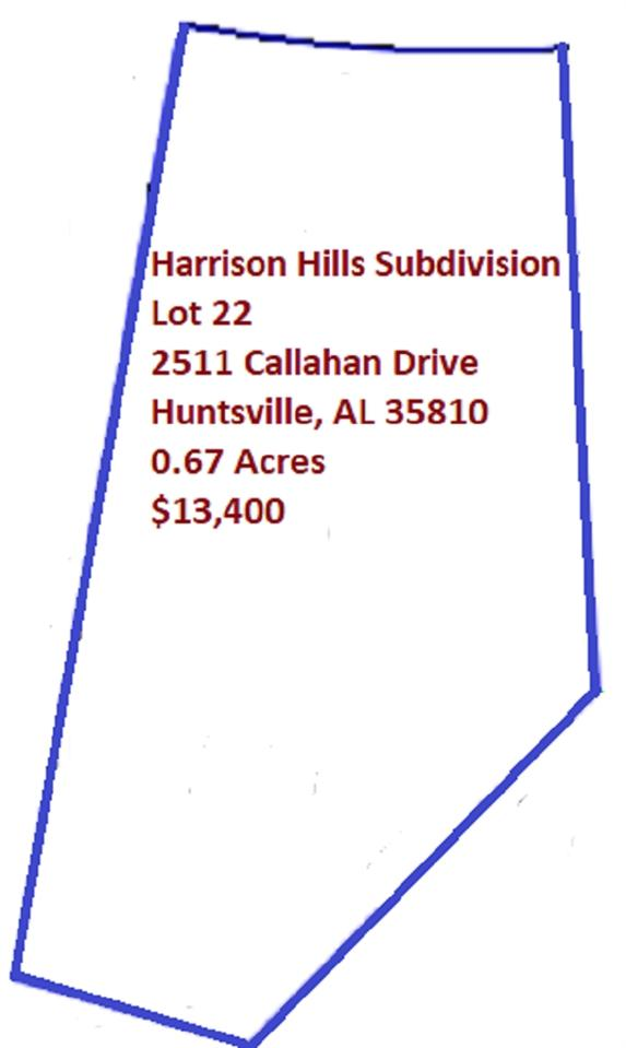 2511 Callahan Drive, Huntsville, AL 35810 (MLS #1092178) :: Amanda Howard Sotheby's International Realty