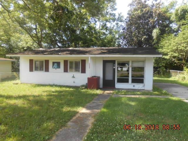 2229 Evans Avenue, Huntsville, AL 35810 (MLS #1096487) :: Intero Real Estate Services Huntsville