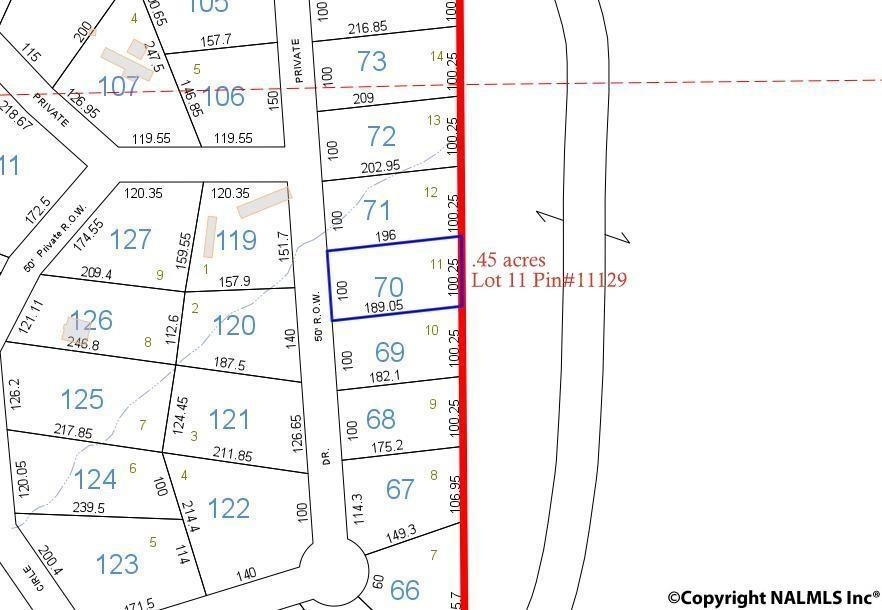 Lot 11 & 12 County Road 667 - Photo 1