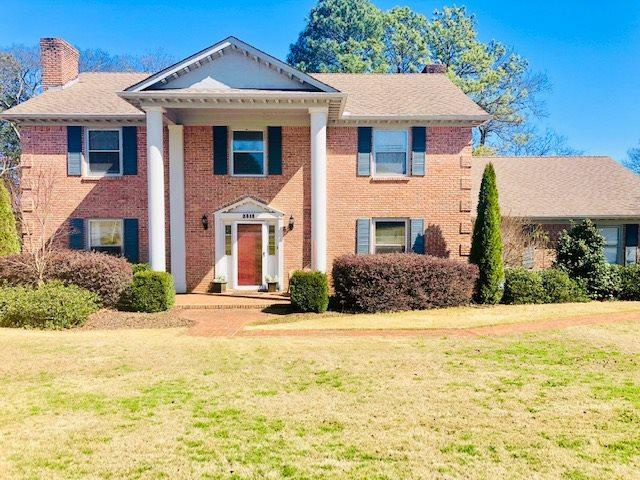 2818 Hunterwood Drive, Decatur, AL 35603 (MLS #1107644) :: Legend Realty