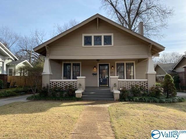 1013 SE Sherman Street, Decatur, AL 35601 (MLS #1136736) :: Amanda Howard Sotheby's International Realty