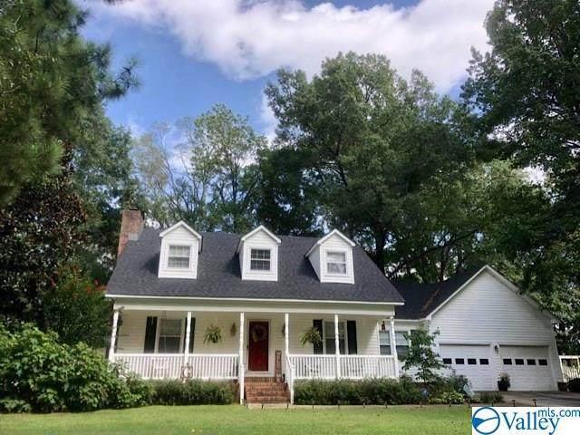 109 Tanglewood Drive, Moulton, AL 35650 (MLS #1138882) :: Rebecca Lowrey Group