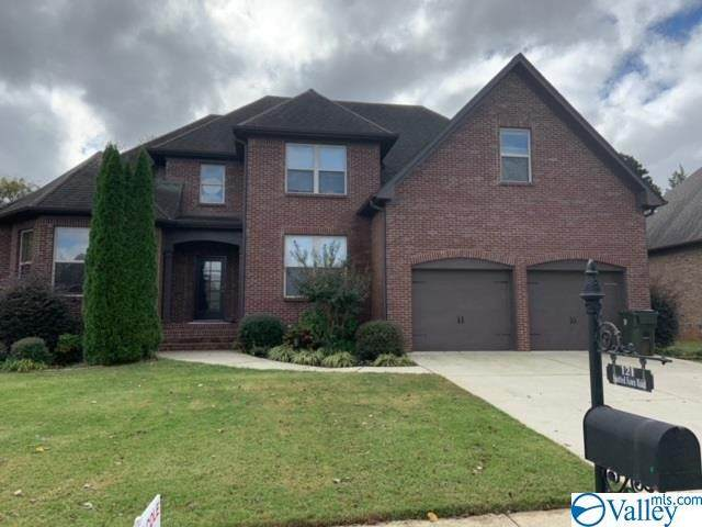 121 Spotted Fawn Road, Madison, AL 35758 (MLS #1145595) :: Legend Realty