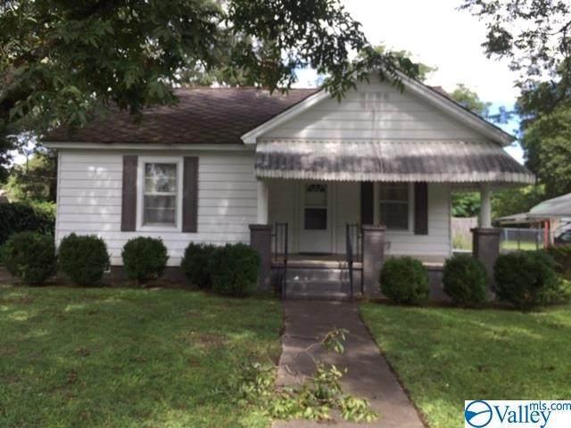 38 W Wilkerson Street, Gadsden, AL 35904 (MLS #1151196) :: The Pugh Group RE/MAX Alliance