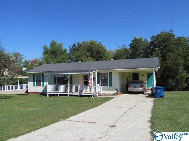 1106 1/2 Lucky Street, Albertville, AL 35951 (MLS #1155152) :: Southern Shade Realty