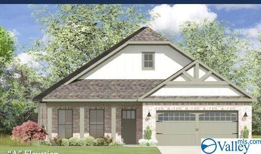 106 Hidden Cove Road, Meridianville, AL 35759 (MLS #1771411) :: Coldwell Banker of the Valley