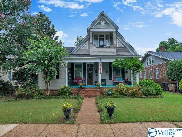 409 Oak Street, Decatur, AL 35601 (MLS #1782882) :: MarMac Real Estate