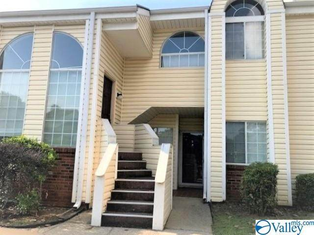 1155 Old Monrovia Road 9-I, Huntsville, AL 35806 (MLS #1787742) :: RE/MAX Unlimited