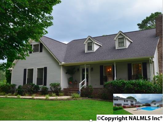 338 Pine Needle Trace, Guntersville, AL 35976 (MLS #1073392) :: Amanda Howard Real Estate™