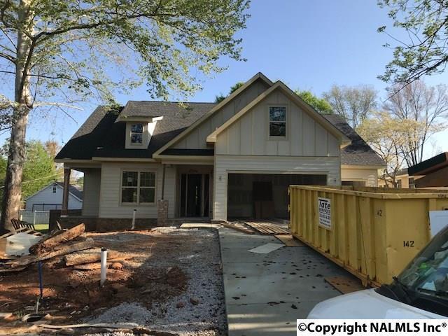 1603 Sandlin Avenue, Huntsville, AL 35801 (MLS #1084811) :: RE/MAX Distinctive | Lowrey Team