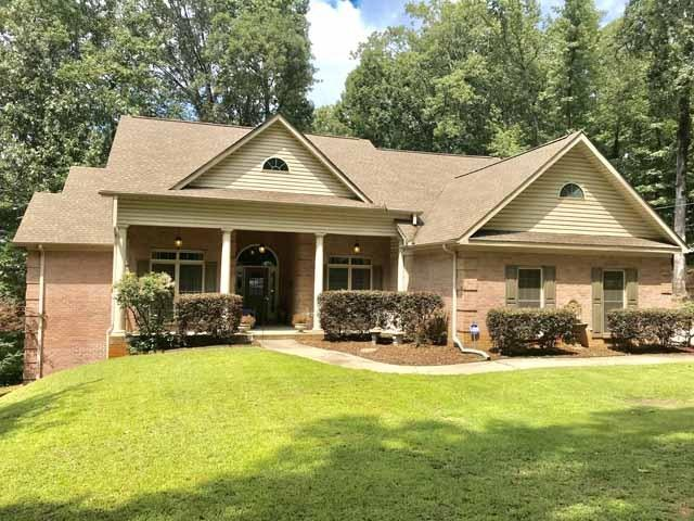 3613 Chula Vista Drive, Decatur, AL 35603 (MLS #1085022) :: Capstone Realty