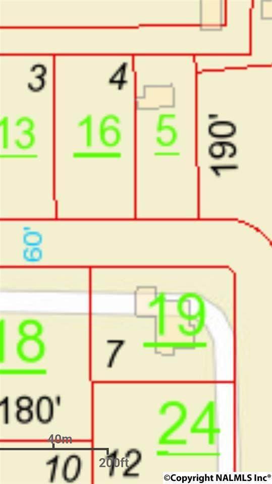 County Road 445, Hillsboro, AL 35643 (MLS #1085225) :: Green Real Estate