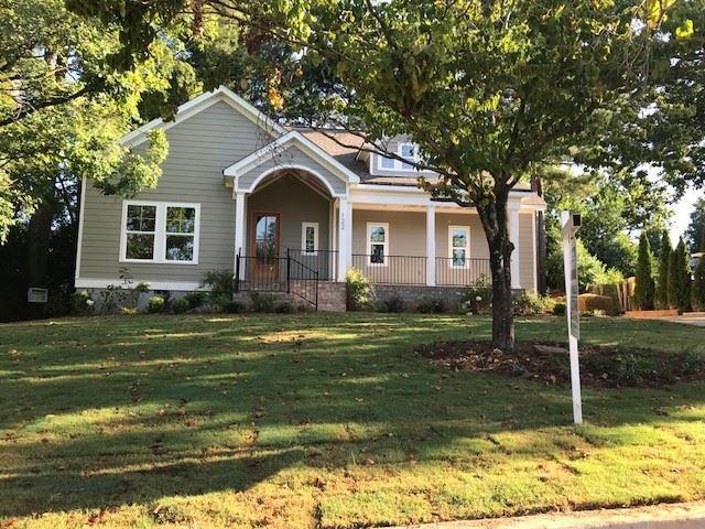 122 Wingate Avenue, Huntsville, AL 35801 (MLS #1090370) :: Amanda Howard Sotheby's International Realty