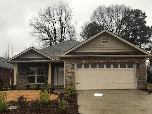 26938 Mill Creek Drive, Athens, AL 35613 (MLS #1101968) :: Amanda Howard Sotheby's International Realty