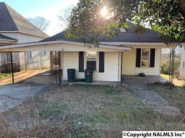 247 Hill Avenue, Guntersville, AL 35976 (MLS #1111153) :: RE/MAX Unlimited