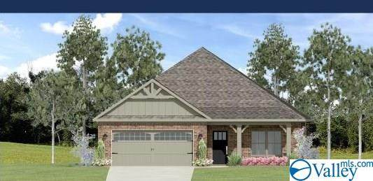 107 Hidden Cove Road, Meridianville, AL 35759 (MLS #1771406) :: Coldwell Banker of the Valley