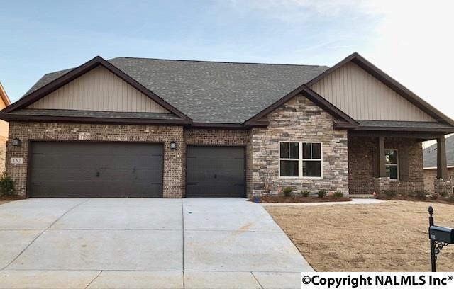 152 Heritage Brook Drive, Madison, AL 35757 (MLS #1075025) :: Capstone Realty