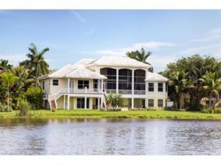 1360 Eagle Run Dr, Sanibel, FL 33957 (MLS #216024871) :: The New Home Spot, Inc.