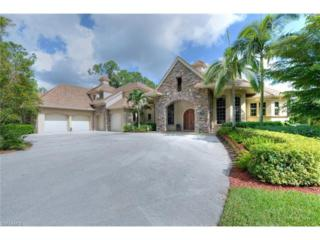 6761 Sable Ridge Ln, Naples, FL 34109 (MLS #216061419) :: The New Home Spot, Inc.