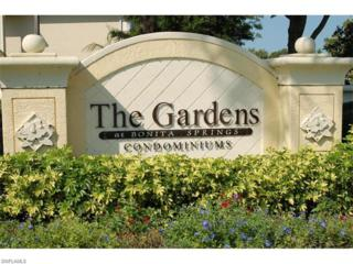 27107 Matheson Ave #203, Bonita Springs, FL 34135 (MLS #217000417) :: The New Home Spot, Inc.