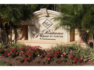 13000 Positano Cir #108, Naples, FL 34105 (MLS #217003675) :: The New Home Spot, Inc.