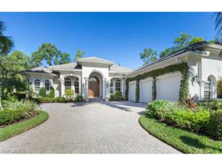 2940 Mona Lisa Blvd, Naples, FL 34119 (#217004997) :: Homes and Land Brokers, Inc