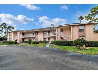 1357 Churchill Cir G-202, Naples, FL 34116 (MLS #217005959) :: The New Home Spot, Inc.