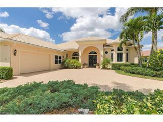 5949 Amberwood Dr, Naples, FL 34110 (MLS #217006520) :: The New Home Spot, Inc.