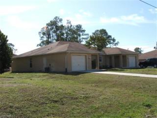 2437/2439 Lola Ave S, Lehigh Acres, FL 33973 (MLS #217009049) :: The New Home Spot, Inc.