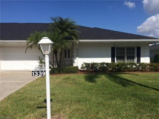 1339 Medinah Dr, Fort Myers, FL 33919 (MLS #217010031) :: The New Home Spot, Inc.