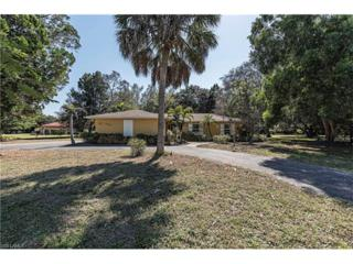 160 Hickory Rd, Naples, FL 34108 (MLS #217013179) :: The New Home Spot, Inc.
