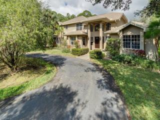 6681 Sandalwood Ln, Naples, FL 34109 (MLS #217013240) :: The New Home Spot, Inc.